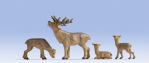 Noch 17902 Deer (4) Figure Set
